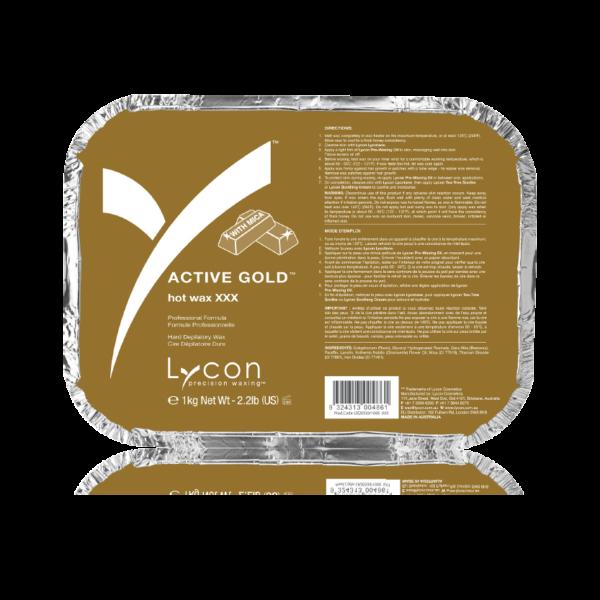 Hot-Wax-Active Gold